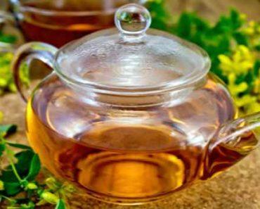 чай из зверобоя-свойства-как заваривать