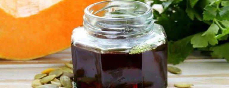 тыквенное масло-полезные свойства противопоказания как принимать