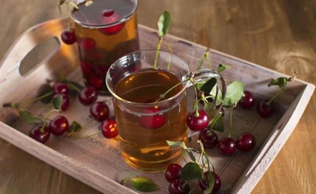 чай с вишневыми листьями-польза и вред